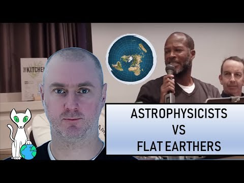 Astrophycisists Vs Flat Earthers thumbnail