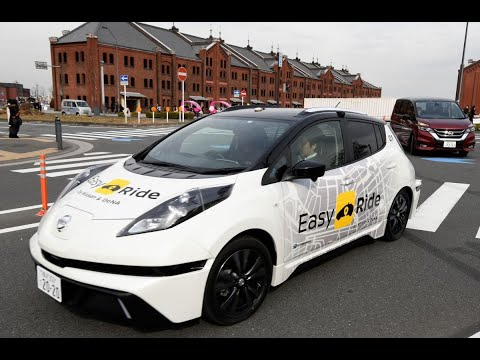 -نيسان- اليابانية تطرح سيارة أجرة ذاتية القيادة  - نشر قبل 2 ساعة