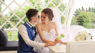 самая лучшая свадьба 2016