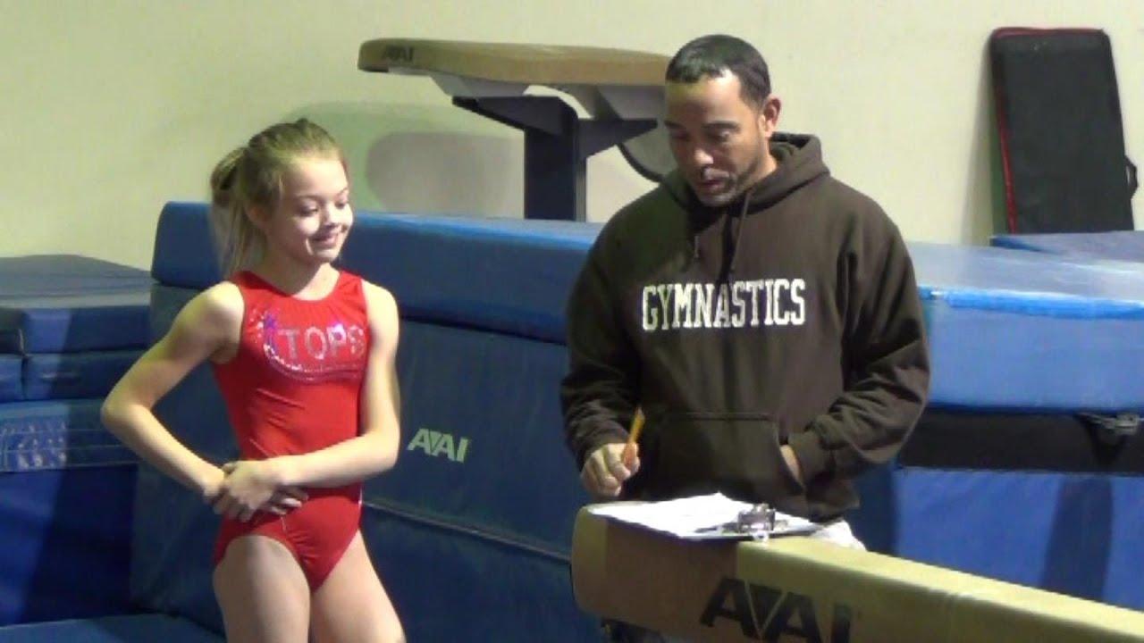 skills and thrills gymnastics meet