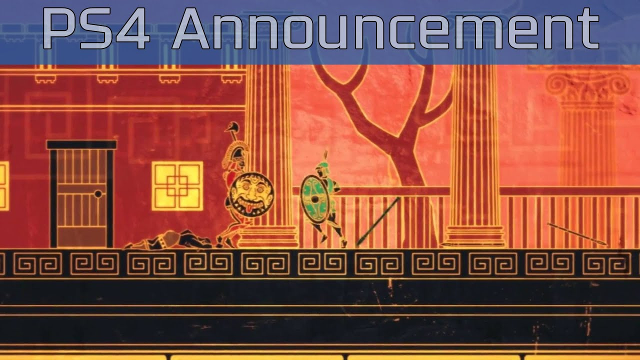 Apotheon - PS4 Announcement Trailer [HD 1080P] - YouTube