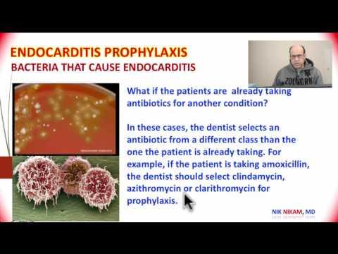 Endocarditis Prophylaxis Update 2017 by NIK NIKAM MD MHA