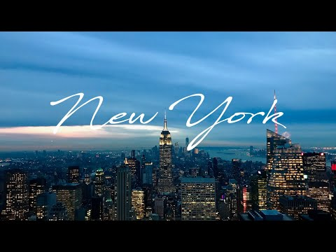 NEW YORK CITY 2017 | A Travel Video in NYC | GoPro Hero 5 Black (4K)