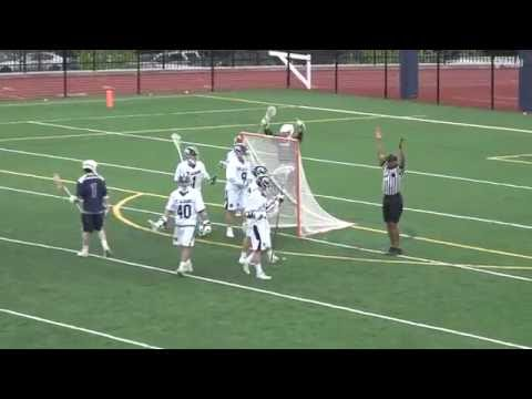 Harrison Osborne (A/M) Class of 2017 Junior Year Lacrosse Highlights - The Potomac School
