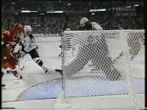 Carolina Hurricanes Inaugural Game (10/01/97)