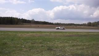 Exterior Lamborghini Gallardo Twin Turbo BAD BULL vs Ford GT Supercharged UNCUT. To Mino P!