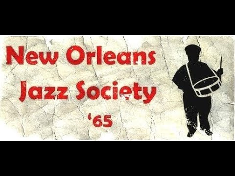 NEW ORLEANS JAZZ SOCIETY '65 - 6 Brani dell' Early Jazz