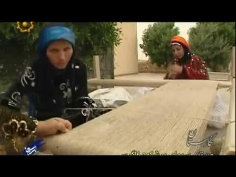 کلاس قالیبافی شیراز HEFKEL-HOVRE KENDI-QAşQAYı TüRKLERI مستند قالیبافی قشقایی روستای هوره هفتکل - CIDADE ESTADO - VIDEO - - SW-ZN