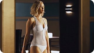 Repeat youtube video PASSENGERS First Look Clip & Trailer (2017) Jennifer Lawrence Movie