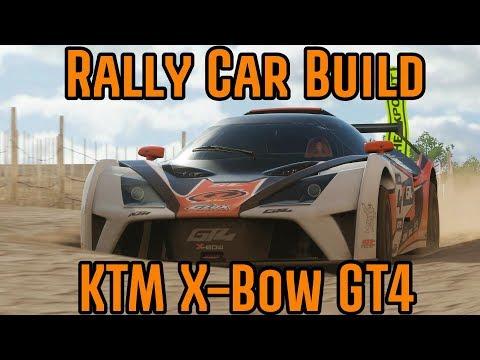 Forza Horizon 4 - Rally Car Build -  KTM X-Bow GT4 thumbnail