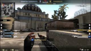 Counter Strike: Global Offensive Competitive Montage #2
