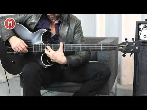Bass-Videoworkshop mit Jonas Hellborg: Chords on Bass