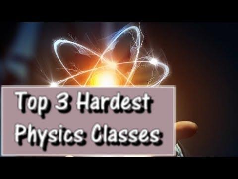 Hardest Physics Classes I've Taken in Undergrad - YouTube