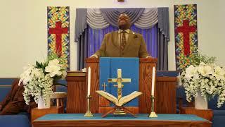 """Rev  Colin Sampson Sermon - """"The Pieces Still Float"""""""