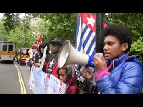 KOTEKA WENDA Bring Back West Papua to Melanesia Family Part 1
