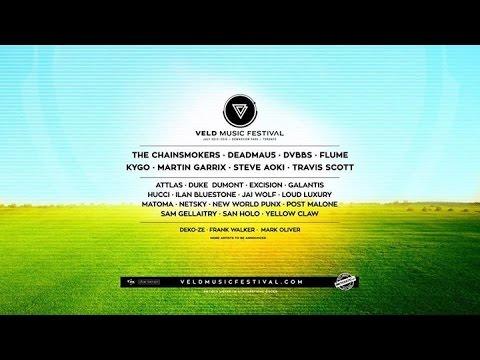 XCV RADIO (EP.002) *VELD MUSIC FESTIVAL 2016*
