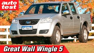Prueba: Great Wall Wingle 5
