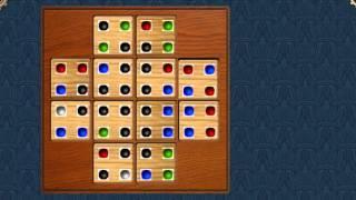 Игры разума/Mind Games Квадраты 2(Двадцать седьмая головоломка из игры Игры разума. Снова составляем квадратики, но теперь мы их еще и вращае..., 2016-03-08T14:37:41.000Z)
