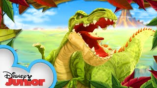 Gigantosaurus | Gigantosaurus: Know Your Dino | Disney Junior
