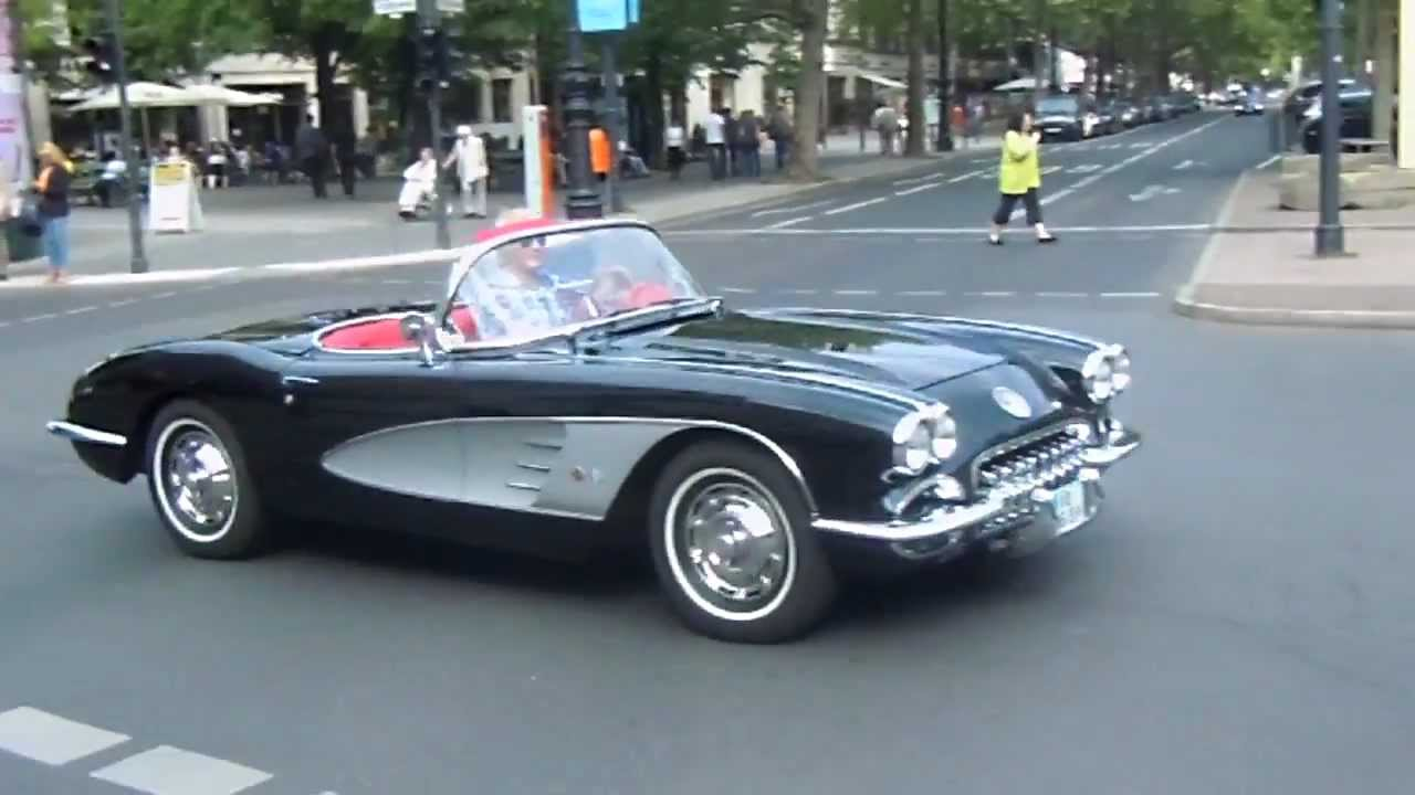 maserati grancabrio acceleration 1957 corvette c1 acceleration youtube. Black Bedroom Furniture Sets. Home Design Ideas