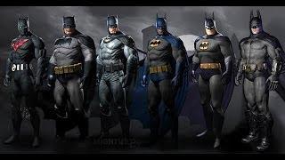 Как устроен костюм Бэтмена(Другие видео из цикла
