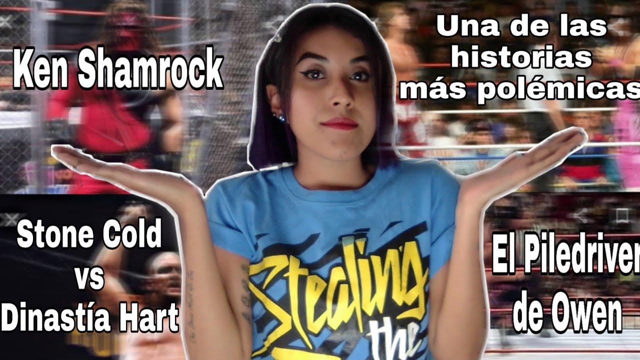 WWE en 1997   5 Cosas Que Pasaron   Straight Becky