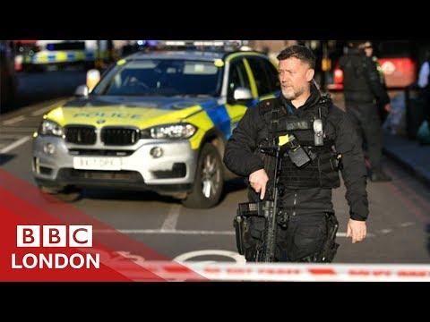 London Bridge Attack: 'Amazing Heroes' Praised - BBC London
