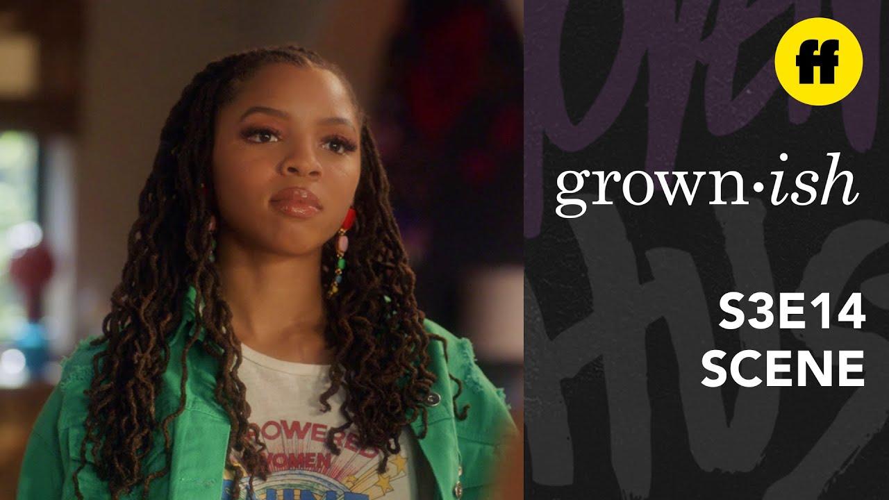 Download grown-ish Season 3, Episode 14 | Jazz & Doug Argue | Freeform
