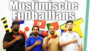 7 Arten von muslimischen Fußballfans