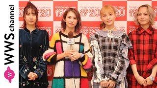 SCANDALがカウントダウン・ジャパンで語る!「挑戦して実になった一年」<COUNTDOWN JAPAN 19/20>