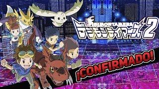 Digimon Tamers 2 ¡Confirmado! (Toda la información)