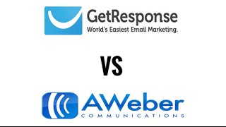 getresponse vs aweber comparison of email marketing services