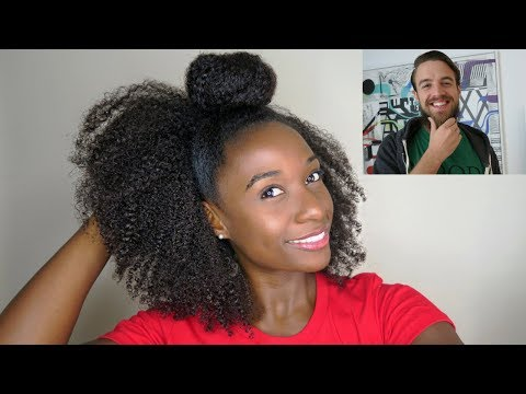 MY FIANCÉ DOES MY HAIR VID VOICEOVER