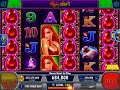 RUBY STAR Video Slot Casino Slot Game with a FREE SPIN BONUS