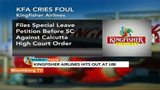 Market Pulse- Kingfisher Airlines Hits Out At United Bank Of India