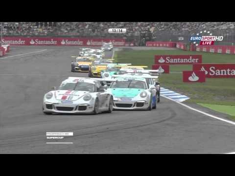 2014 Porsche Supercup, round 5: Germany