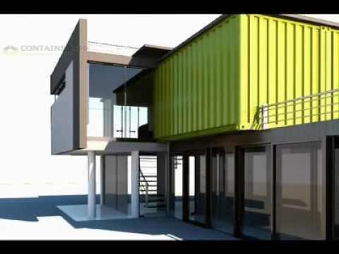 Dise o arquitect nico de oficinas corporativas youtube for Diseno de oficinas corporativas