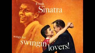 Frank Sinatra with Nelson Riddle Orchestra - I've Got You Under My ...