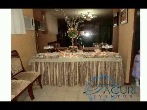 Decoración Para Matrimonio Civil En Casa Youtube