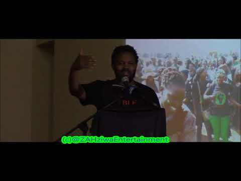 The Real Thieves are White Monopoly Capital (WMC) - Andile Mngxitama Addresses UKZN Students