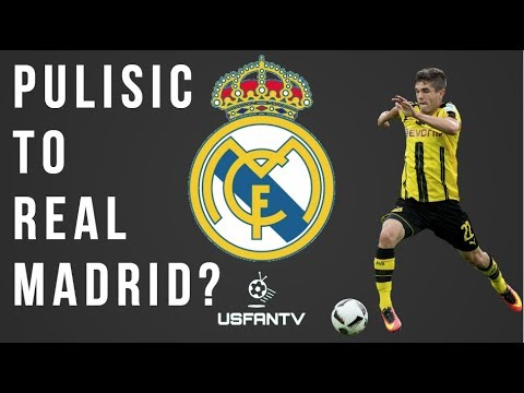 USfanTV: Pulisic to Real Madrid rumors, USWNT v. Canada