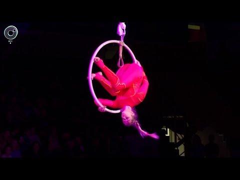 В Новосибирске отпраздновали Всероссийский день гимнастики