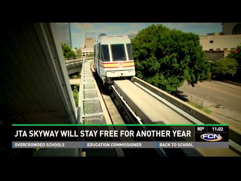 The Jacksonville Skyway