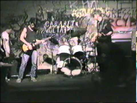 Direct Tension, Skate Punk Rock from 1986 Caberet Voltaire Houston Texas