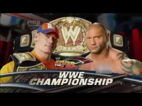 Wwe over the limit 2010 match card youtube - Night of champions 2010 match card ...