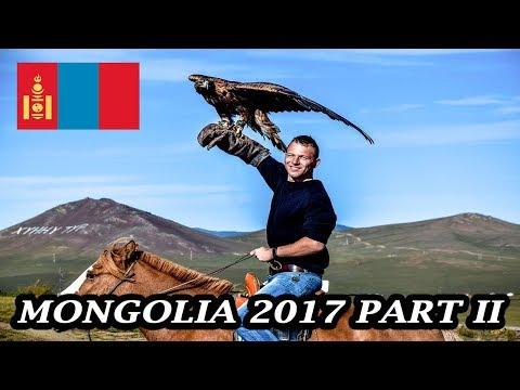 My Expat Diary - Mongolia (Ulaanbaator, Gyrocopter, Chinese Visa, Hustai National Park) 2017/09/21