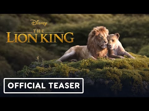 """Lion King - """"Can You Feel The Love Tonight?""""  Teaser Trailer"""