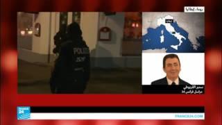 تفاصيل مقتل التونسي المشتبه به بتنفيذ اعتداء برلين