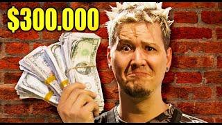 DIEBSTAHL: Wie ich fast 300.000 Dollar in Madrid geklaut habe...