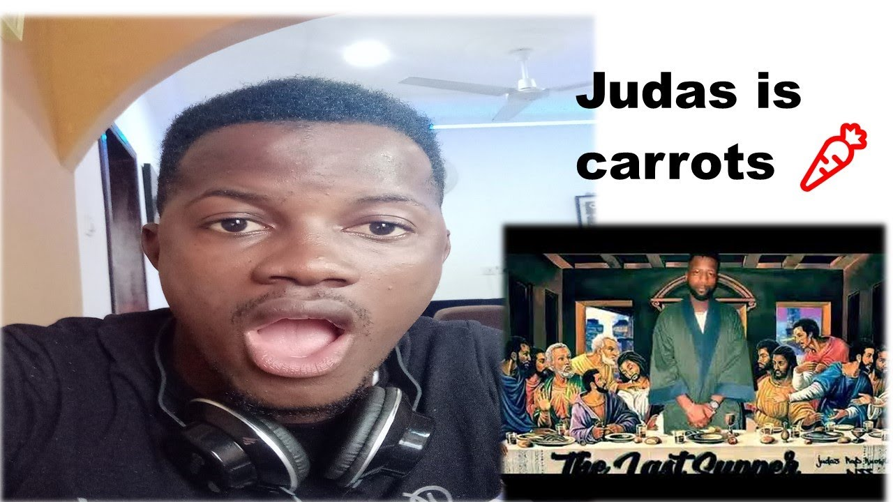 Download Super Laj Roasted Judas the Rapknowledge.. ( Last supper ) Diss Reaction..